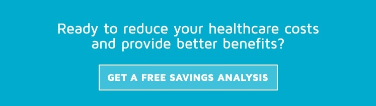 Get a savings analysis to learn how your nonprofit can reduce your healthcare costs and provide better benefits