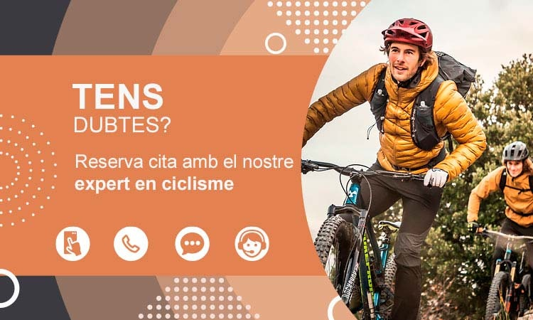 _MAKE AN APPOINTMENT TO OUR CYCLING EXPERT_