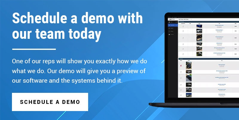 Schedule a demo with our team today
