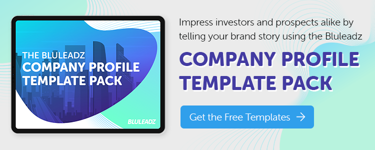 click here to download the Company Profile Template Pack