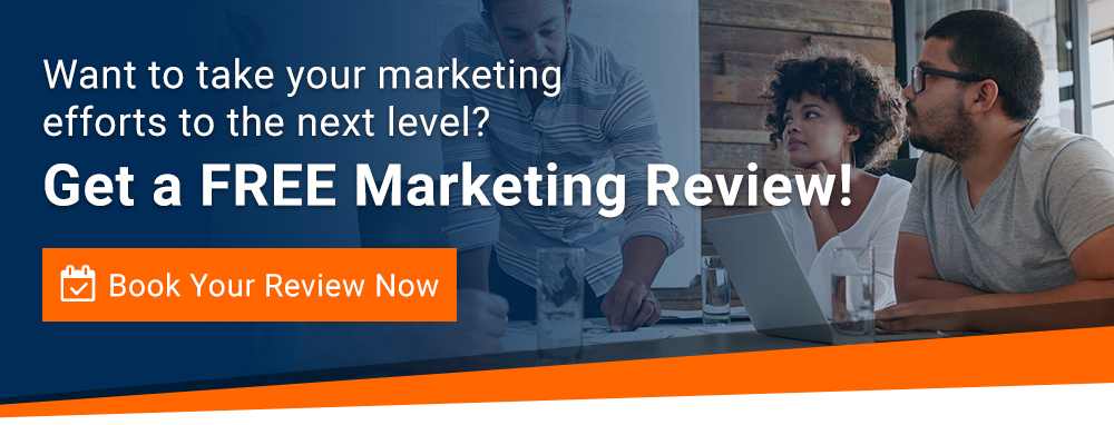 Book Your Free Marketing Review