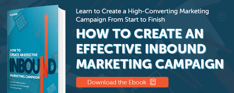 Effective Inbound Marketing Campign