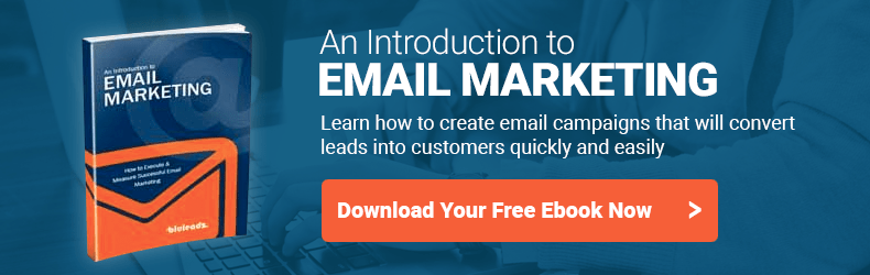 Free Ebook: Introduction To Email Marketing