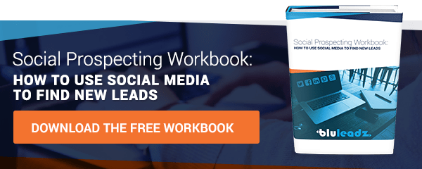 Download our social prospecting workbook!