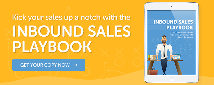 Inbound Sales Playbook