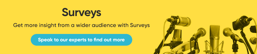 Customer Surveys - SM CTA