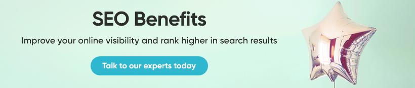 SEO Benefits - Narrow CTA