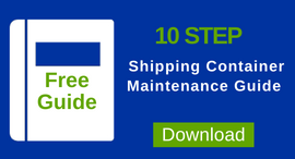 10 Step Shipping Container Maintenance Guide