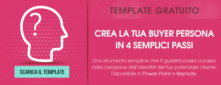 Template gratuito Buyer Persona