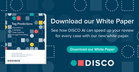 DISCO Tag Predictions White Paper