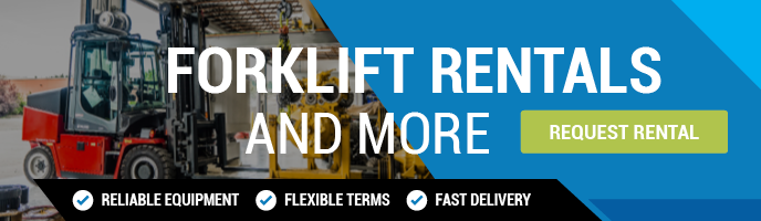 Forklift Rental - WIDE