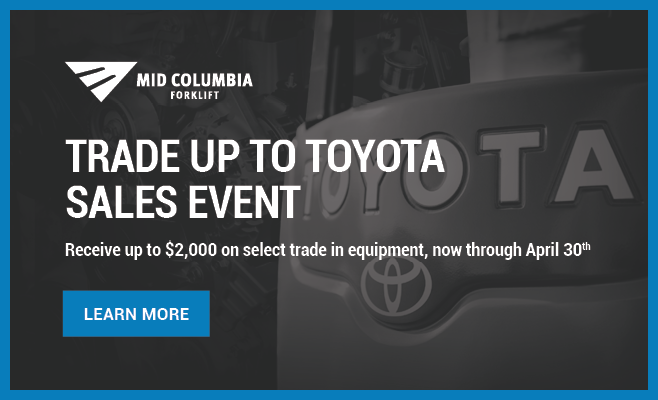 Trade Up to Toyota Sales Event - WIDE