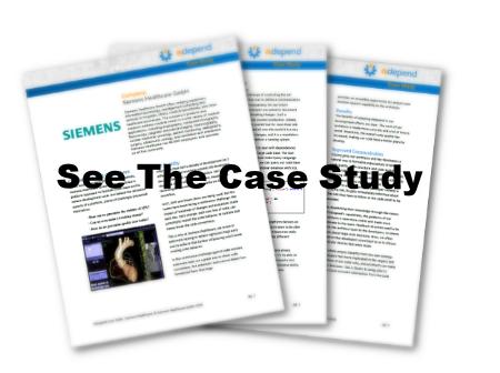 ndepend case study siemens button