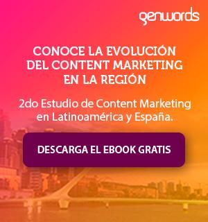 Estudio Content Marketing