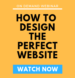 On Demand Webinar - Website Design