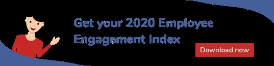 employee engagement statistics 2020