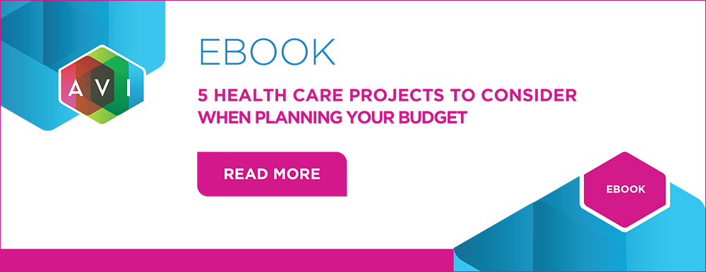 e-Book: 5 Health Care Projects to Consider When Planning Your Budget