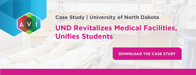 Get the case study: University of North Dakota revitalizes its medical facilities and unifies students.