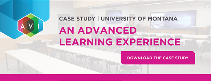 Get the case study: The University of Montana creates an advanced learning experience.