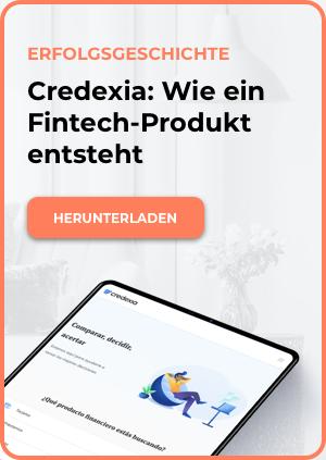 credexia wie ein fintech produkt entsteht