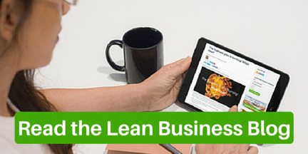 Read the Lean Business Blog