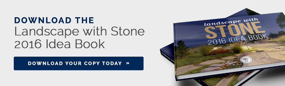 landscape with stone idea book