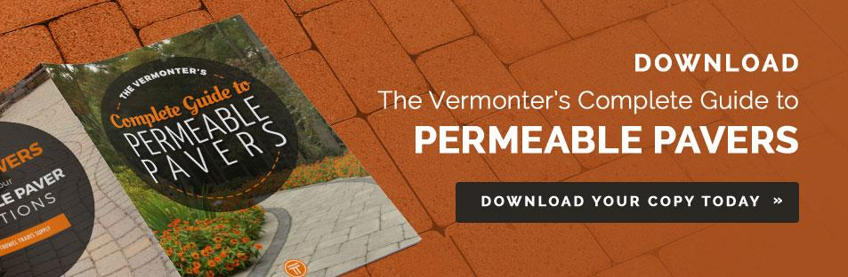 The Vermonter's Complete Guide to Permeable Pavers