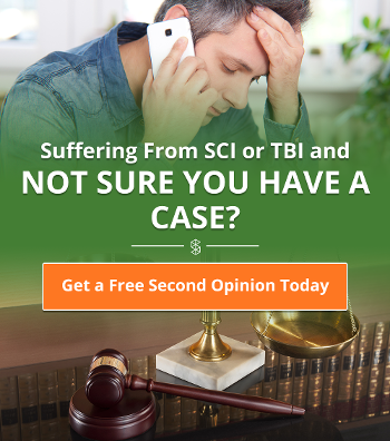 Suffering from SCI or TBI and not sure you have a case? Get a second opinion
