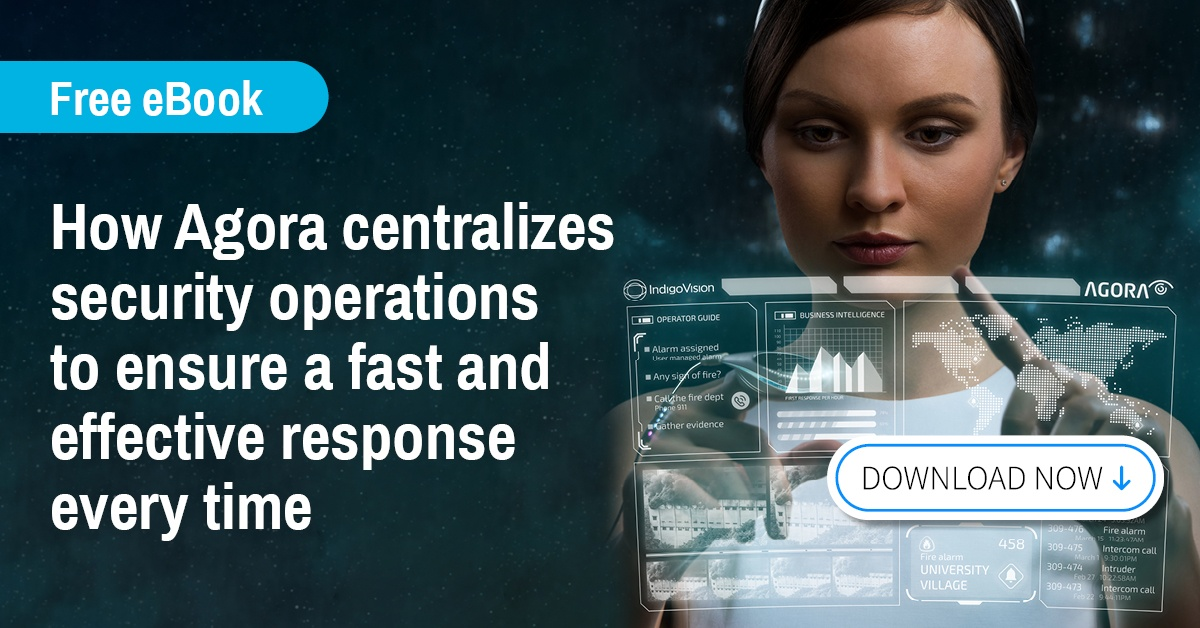Agora centralizes security operations