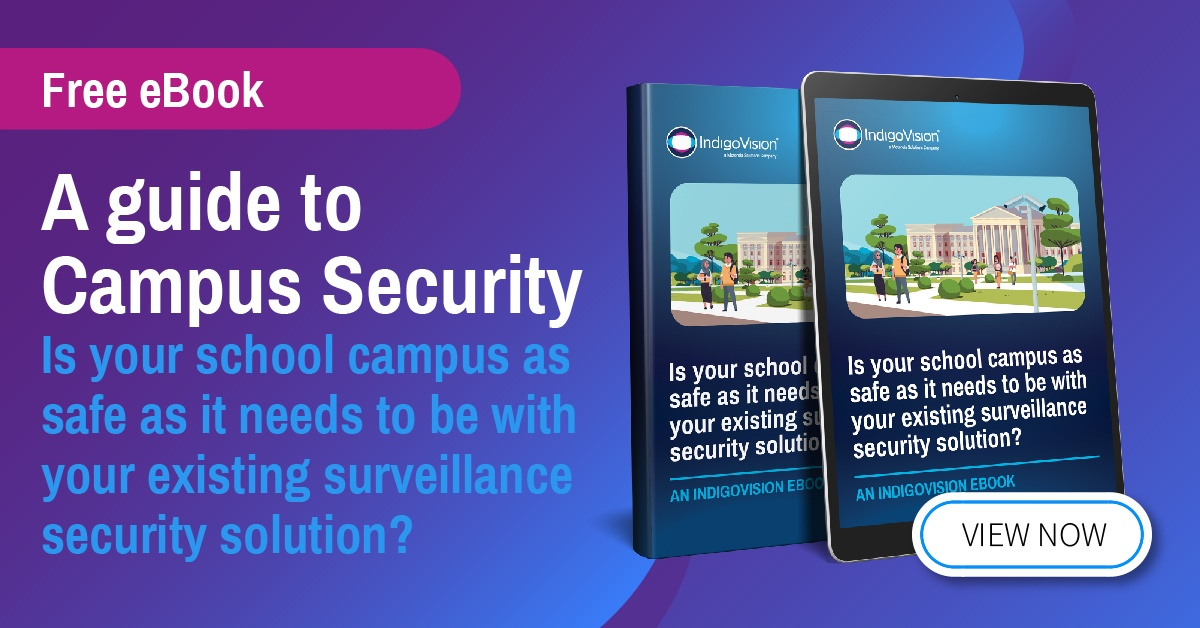 A guide to Campus Security eBook