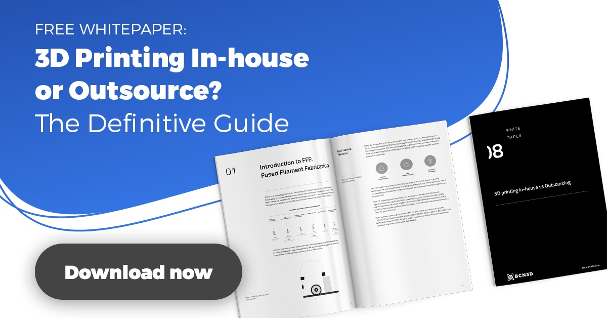 Free Whitepaper: 3d printing in-house or outsource?