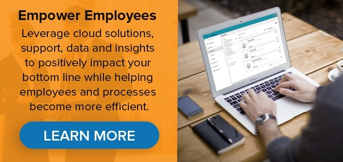 Empower Employees in 2018 - Help move your greatest asset into the digital world. Equip your employees with the tools they need to collaborate, communicate and create wherever they are.