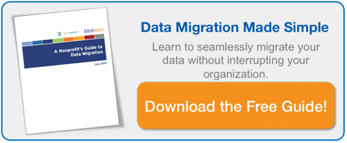 A NONPROFIT'S GUIDE TO DATA MIGRATION