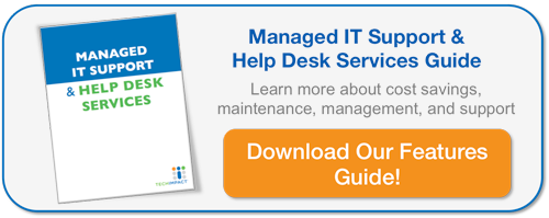Managed IT Support and Help Desk Services Guide for Nonprofits