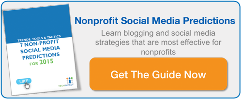 7 NONPROFIT SOCIAL MEDIA PREDICTIONS FOR 2015