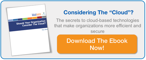 SHOULD YOUR ORGANIZATION CONSIDER THE CLOUD?