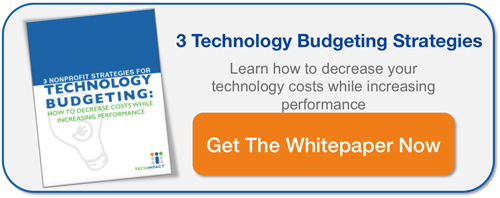 3 NONPROFIT STRATEGIES FOR TECHNOLOGY BUDGETING