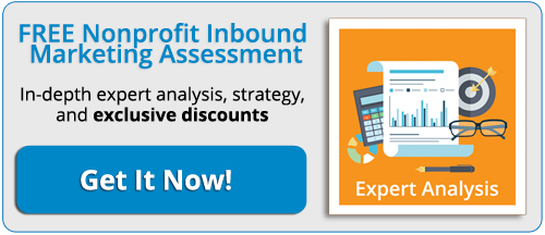 Nonprofit inbound marketing assessment