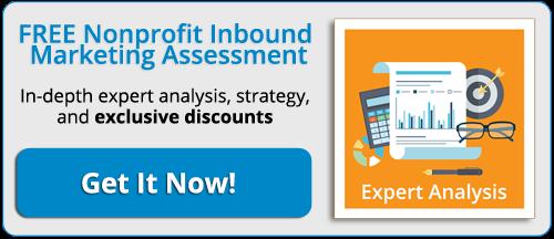 Nonprofit inbound marketing assessment