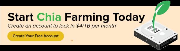 Start Chia Farming Today