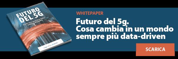 Exprivia | Italtel - White Paper - Futuro del 5G. Cosa cambia in un mondo sempre più data-driven