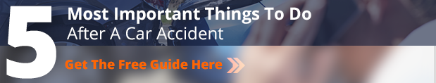 5 Most Important Things To Do After A Car Accident
