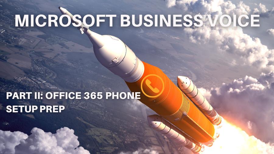Microsoft Business Voice