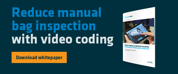 Download whitepaper Video Coding as Remote Encoding in Baggage Handling