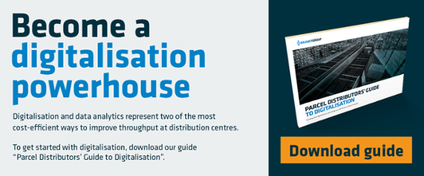 Become a digitalised powerhouse - Download Parcel distributors' guide to digitalisation