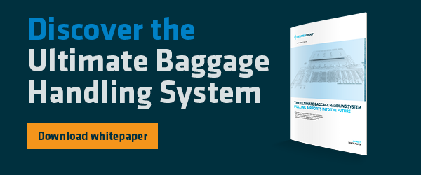 Download whitepaper: The Ultimate Baggage Handling System