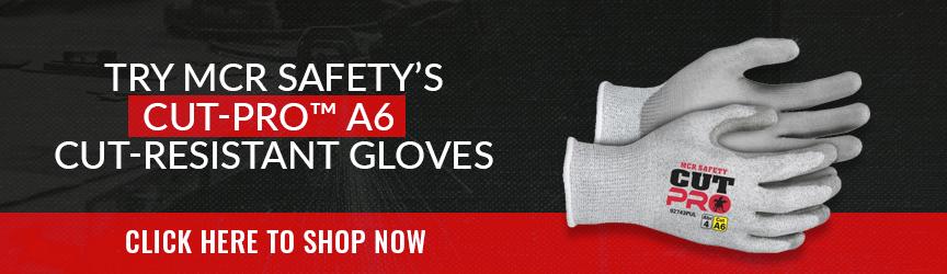 Request MCR Cut Gloves Sample