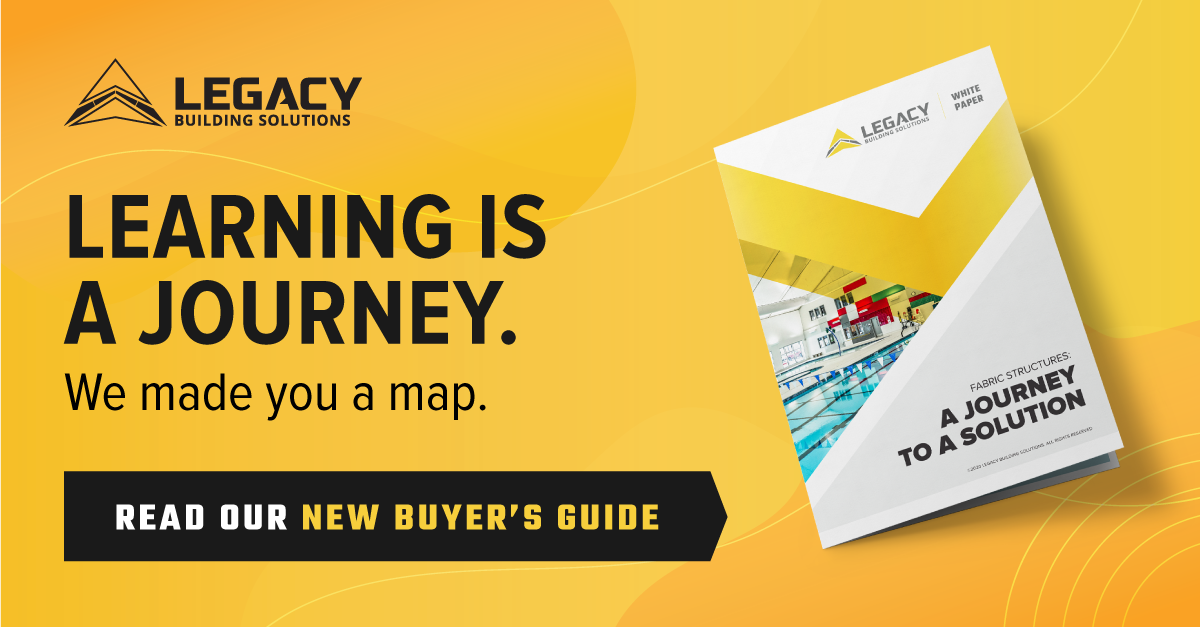 Legacy Building Solutions Engineered Building Buyer's Guide