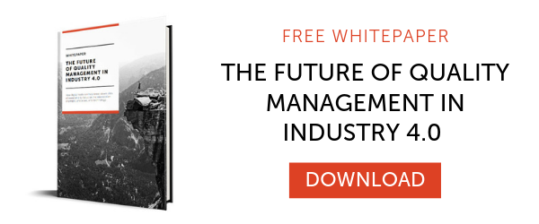 The Future of Quality Management in Industry 4.0 Free Download