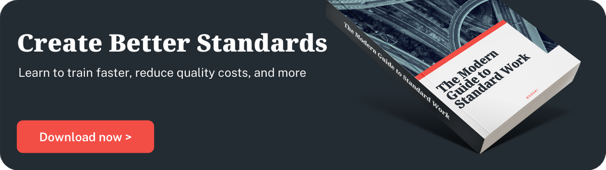 Free Download the Modern Guide to Standard Work